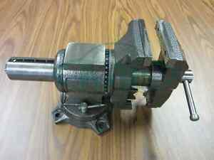 5 Multi purpose Rotating Bench Vise 850 rt5 new