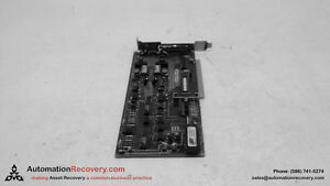 Balance Technology D 34060 Rev G Revision G Pc Board New 103091
