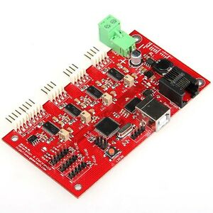 Geeetech Reprap Generation 6 Electronics Atmega 644p Based Usb rs232 Convertor