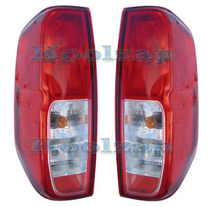 Frontier Equator Taillight Taillamp Brake Light Lamp Left Right Side Set Pair