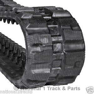 Takeuchi Tl130 Rubber Tracks Tl230 Skid Steer Loader Rubber Tracks 320x86x52