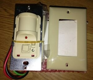 Hubbell Passive Infrared Wall Switch Ws1277i Shipsaneday 1615t