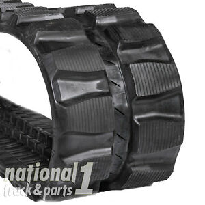 Hitachi Ex50 Rubber Tracks Mini Excavator Rubber Tracks Size 400x72 5x72