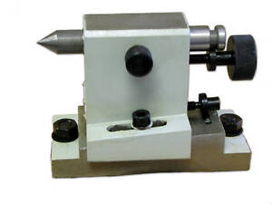 Tailstock For 4 Rotary Table