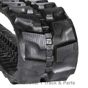 Komatsu Pc27 Pc27mr Pc28 Pc28 2 Mini Excavator Rubber Tracks Size 300x52 5x80