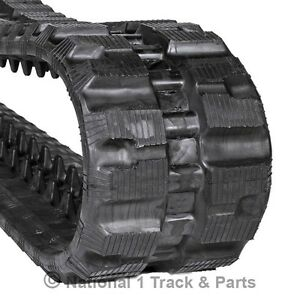 Rubber Track For Jcb 190t Skid Steer Loader 320x86x52 320 Mm Width