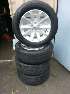 75 Left Goodyears Tires And Rims