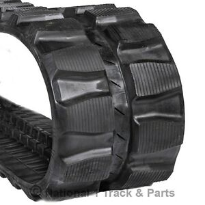 Daewoo Solar75 Rubber Tracks Mini Excavator Rubber Tracks Size 450x81x74