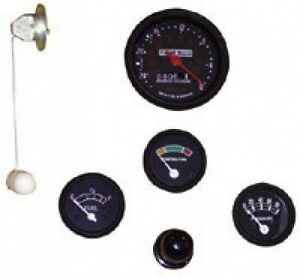 New Ford Tractor Instrument Gauge Kit 6v Select o speed 4000 801 And 901