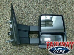 2007 Thru 2014 F 150 Oem Ford Power Heat Telescopic Trailer Tow Mirror Right