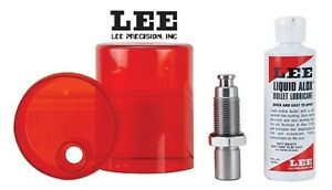 Lee Bullet Lube and Size Kit for .284 Diameter  INCLUDES LUBE  90170+90177 New