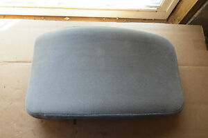 1998 99 00 01 2002 Ford Expedition Rare Arm Rest Center Console Fabric Oem