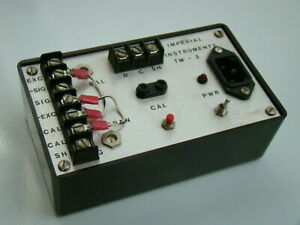 Imperial Instruments Amplifier conditioner Module Tm 2