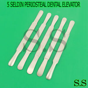 5 Seldin Periosteal Elevator S23 Dental Instruments