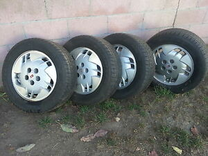 16inch 1993 Olds Cutlas Rims And Tires