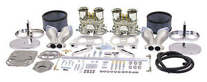 Empi Dual 44 Hpmx Carburetor Kit Vw Type 1 Idf Copy