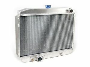 1969 70 Mustang Radiator Aluminum Big Block 390 428 24 Scott Drake
