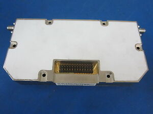 Mircowave Amplifier Low Band 18xp4 Xcvr Low Band P n 396 018002 001