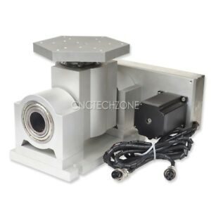 Cnc Router Machine Rotary Axis A Axis B Axis 4th 5th Axis Cnc Rotary Table
