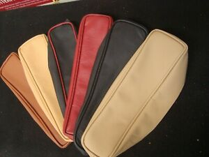 Mg Mgb Console All Leather Armrest Cover