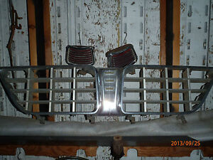 1963 Chrysler New Yorker Grill Oem