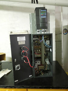 Siemens Building Motor Control Variable Frequency Drive Vba33 0f130x W bypass