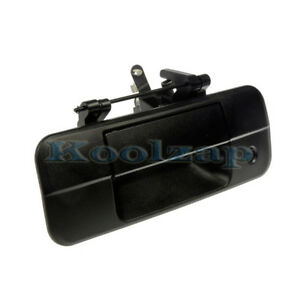 For 07 13 Tundra Pickup Truck Texture Tailgate Liftgate Door Handle W O Camera
