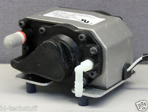 Rietschle Thomas 6025se Dry Running Linear Diaphragm Compressor Vacuum Pump