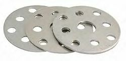 Sb Bb Chevy Water Pump Pulley Fan Spacer 3 Shim Kit Sbc Bbc Sbf 302 350 427 454