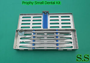 Prophy Small Kit Dental Surgical Veterinary Instruments With Gracey