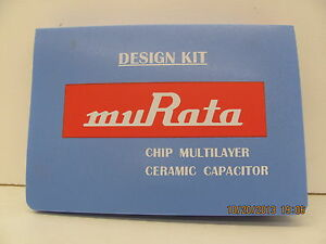 Murata m Gqm18 hiq250vkit e Multilayer Ceramic Capacitor Design Kit