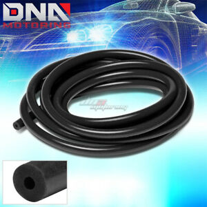 4mm 0 16 Id Full Silicone Air Vacuum Hose Line Pipe Tube By Foot Feet
