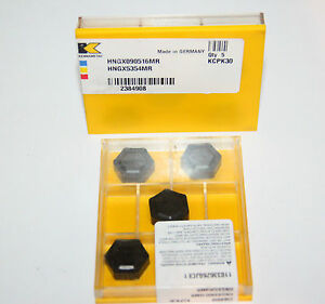 Hngx 5354mr 090516mr Kcpk30 Kennametal 5 Inserts Factory Pack