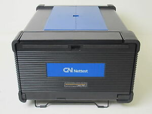 Nettest Multichannel Protocol Analyser Mpa 7300 With Warranty