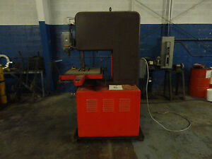 Powermatic 2 Vertical Bandsaw W blade Welder