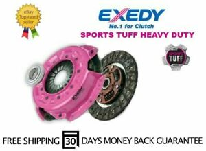 Exedy Heavy Duty Clutch Kit For Toyota Landcruiser Prado Rzj120 3rzfe 2002 2004