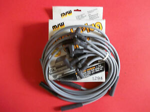 75 80 All Cadillac Msw Spark Plug Wires straight Plug Ends