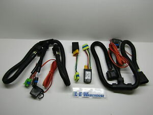 Genuine Meyer Snow Plow Light Adapter Harness Low Beam Disable 07 Chevy Gmc