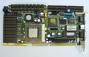 Mitac Msc 256 Single Board Computer W 100mhz Pentium Cpu