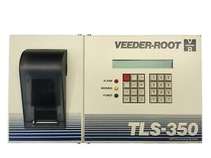 Veeder root Gilbarco Tls 350 Tls350 Tank Monitor With 4 input Probe Module