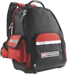 Facom France Backpack Tool Organiser With Laptop Space Bag Tool Case