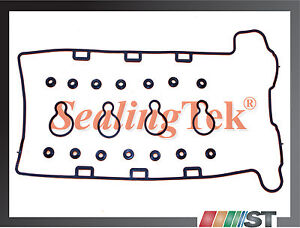 Fit 00 06 Gm 2 2l Dohc Ecotec Engine Valve Cover Gasket Set Z22se L61 L42 Motor