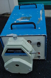 Cole Parmer Masterflex Peristaltic Pump Preparative Easy load Head 7549 30