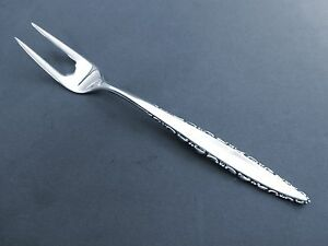 Lace Point Lunt Sterling Pickle Fork