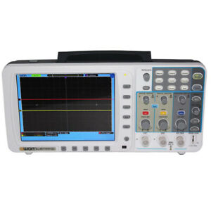 Siglent Sds1102cml Wide screen 7 Oscilloscope 6 Digs Counter 100mhz 1gsa s 2m