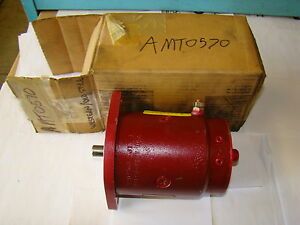National Liftgate Parts Amt0570 Old Style Plow Motor For Snowplow