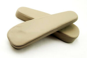 Seat Armrest Real Leather Cover For Lexus Gx 470 03 09 Beige