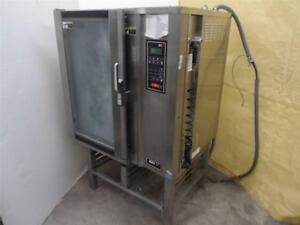 Bki Vs 1 10 Combi oven With 8 Racks Product Code 104100a 208 Volts