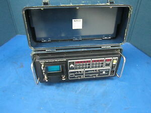 Optical Time Domain Reflectometer F61016 Test Set Western Electric