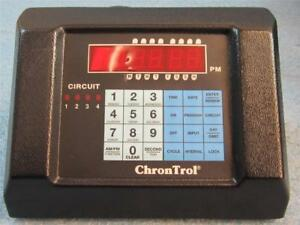 8 Chrontrol Xt 4s table Top Programmable Timer